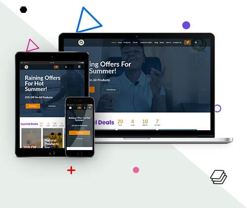 Ecommerce Organic Online Shops | Uddfel Technologies Limited