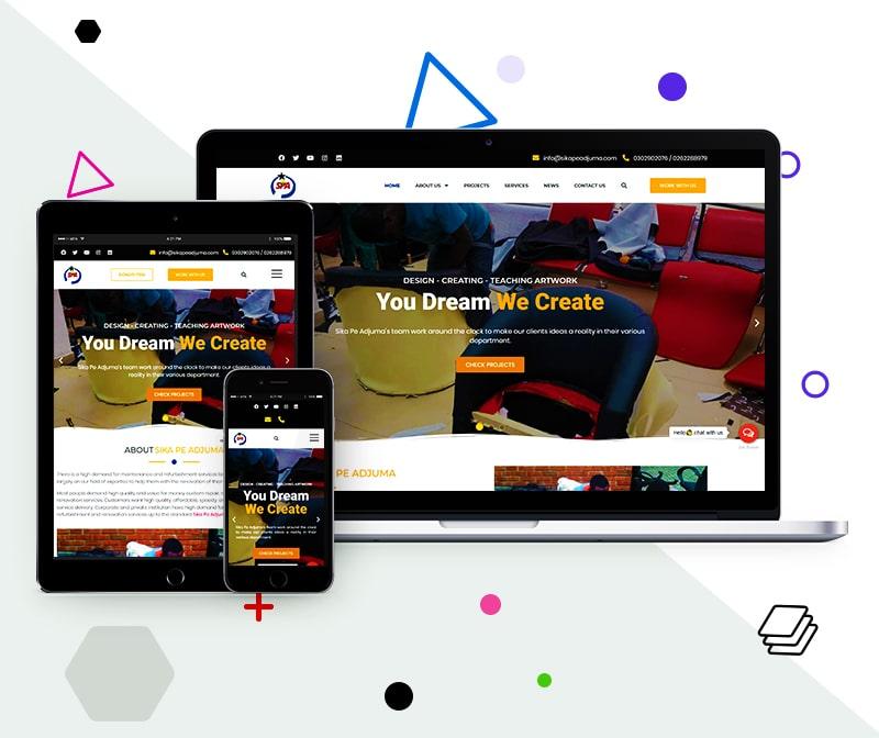 Sika Pe Adjuma Enterprise - Uddfel Technologies Limited